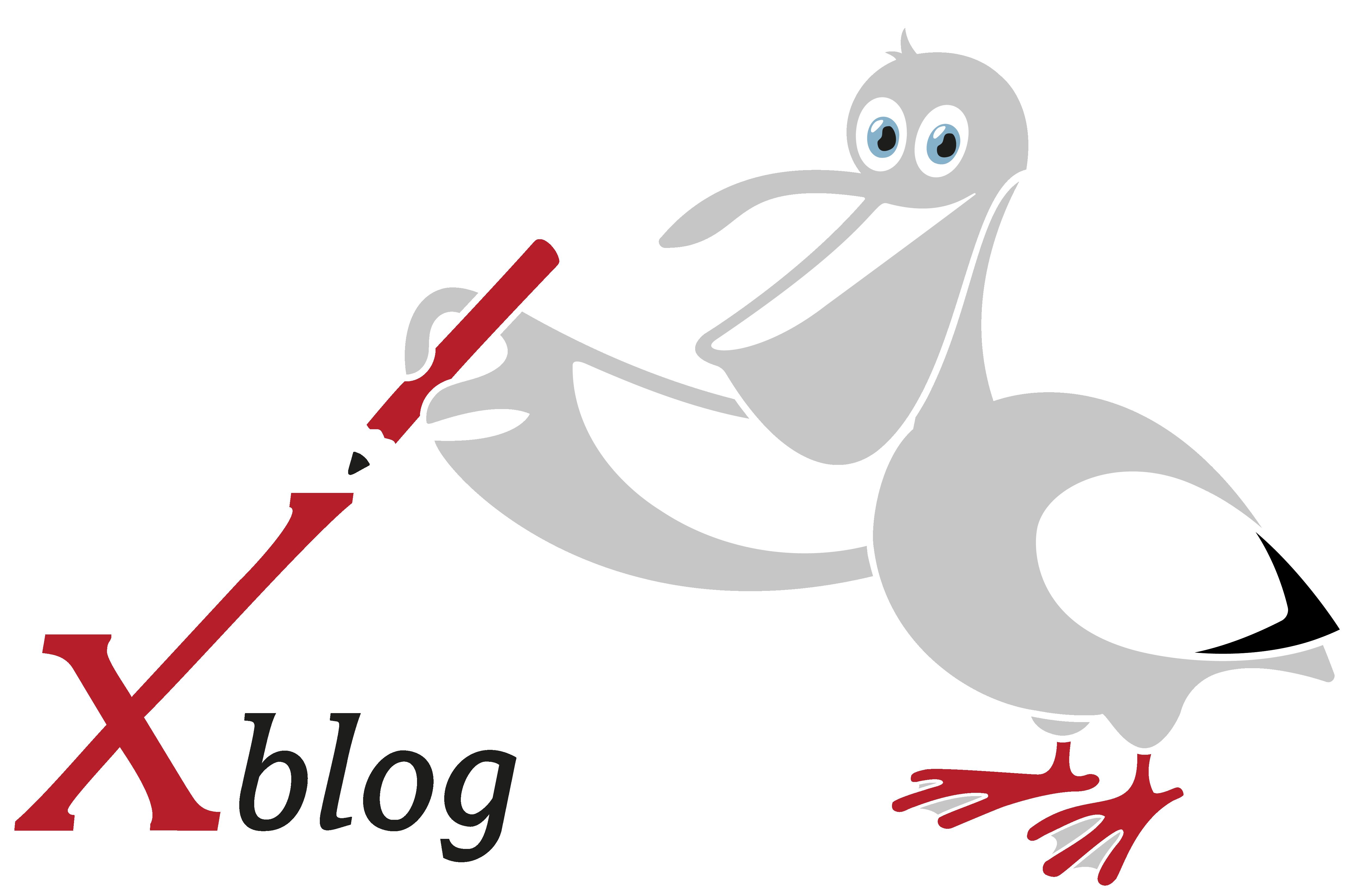 Xblog Logo