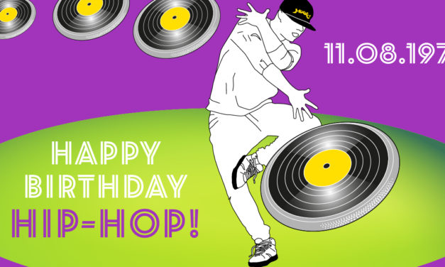 Hiphop feiert Geburtstag